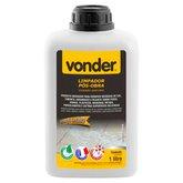 Limpador Pós Obra Biodegradável 1 Litro - VONDER-5184100100