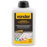 Limpador Desincrustante Biodegradável 1 Litro - VONDER-5184000100