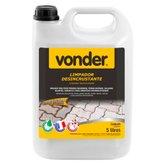 Limpador Desincrustante Biodegradável 5 Litros - VONDER-5184000500