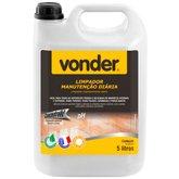 Limpador Multiuso Biodegradável 5L para Manutenção Diária - VONDER-5183000500