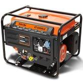 Gerador de Energia à Gasolina 4T 5.5KvA Partida Elétrica Profissional - OLEO-MAC-BY00000036