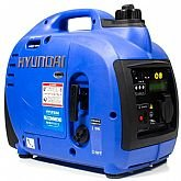 Gerador à Gasolina Inverter Partida Manual 1kva Monofásico  - HYUNDAI-HY1000Si