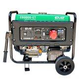 Gerador de Energia à Gasolina 16HP 6.5kva Trifásico Bivolt - EMIT-E8000G-ET