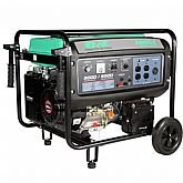 Gerador de Energia à Gasolina HP 6.5kva Trifásico Bivolt - EMIT-E6000G-ET
