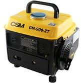 Gerador de Energia Portátil à Gasolina 2T Partida Manual 0,90 Kva  - CSM-GM-900
