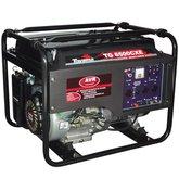 Gerador de Energia a Gasolina 4T Partida Manual e Elétrica 6,0 Kva Bivolt - TOYAMA-TG6500CXE
