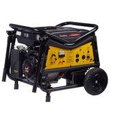 Gerador de Energia à Gasolina 4T Partida Manual 6,8 Kva Bivolt - TOYAMA-TF8000CXE2V