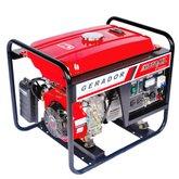 Gerador de Energia à Gasolina 4T Partida Manual 2,5 Kva 110/ 220 V - MOTOMIL-MG-3000CL