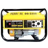Gerador de Energia à Gasolina 4T 2,5Kva 110/220V Partida Manual  - FERRARI-GG-2500