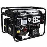 Gerador de Energia à Gasolina 4T Partida Eletrica e Manual 5,5 Kva Bivolt com AVR - SCHULZ-S5500MG