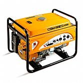 Gerador de Energia à Gasolina Portátil 4T Partida Elétrica 6,0 Kva 110/220V - CSM-GM5500E