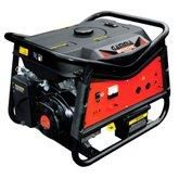 Gerador de Energia à Gasolina 4T Partida Elétrica e Manual 5,5 Kva Bivolt - 6500VE - GAMMA-GE3466BR