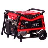Gerador de Energia à Gasolina 4T Partida Manual 6,8 Kva 110/220V com AVR - TOYAMA-TG8000CXEV