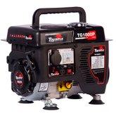 Gerador de Energia Gasolina 4T Partida Manual 0,8 Kva  Carregador de Bateria - TOYAMA-TG1000P