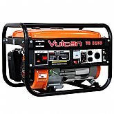 Gerador de Energia a Gasolina 4T Partida Manual 3,10kvA Bivolt - VULCAN-VG3100