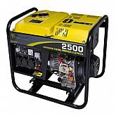 Gerador à Diesel 2500W Monofásico Partida Elétrica 110/220V - MATSUYAMA-290289