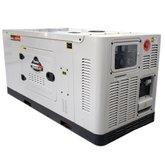 Gerador de Energia Refrigerado a Água 4T 27,5kVA Partida Elétrica - TOYAMA-TD25SGE3