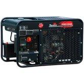 Gerador à Diesel Trifásico 4T 19,4HP 220V Refrigerado a Água com Base Fixa - TOYAMA-TDWG12000SGE3D