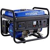 Gerador de Energia à Gasolina Monofásico Partida Manual 2.2Kva Bivolt - HYUNDAI-HHY2200F
