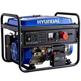 Gerador de Energia à Gasolina Trifásico Partida Elétrica 7.0Kva  - HYUNDAI-HHY7500FE-3