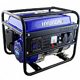 Gerador de Energia à Gasolina Monofásico 110/220v - 1.2Kva - HYUNDAI-HHY1200L