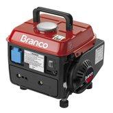 Gerador à Gasolina 0,95Kva  B2T-950 S - BRANCO-903138