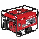Gerador à Gasolina 2,2Kva Partida Manual 4T-2500 - BRANCO-90302580