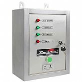 Painel ATS de Transferência Automática Trifásico 380V para Geradores - TOYAMA-ATS-T8-380