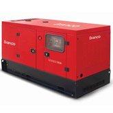 Gerador de Energia Cabinado a Diesel 4T 21kVA Monofásico com ATS - BD-21000 ES - BRANCO-90315160