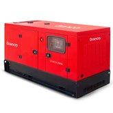 Gerador de Energia Cabinado a Diesel 4T 26,25kVA Trifásico 110/220V com ATS - BD-26.000 E3 S - BRANCO-90314980
