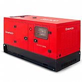 Gerador de Energia Cabinado a Diesel 4T 26,25kVA 220/380V com ATS - BD-26.000 E3 S - BRANCO-90314833