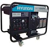 Gerador de Energia à Gasolina Monofásico 4T 12kva Bivolt com Partida Elétrica - HHY12000FE - HYUNDAI-1200019