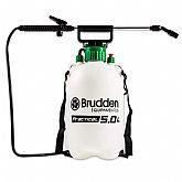 Pulverizador Manual Practical 5L com Lança de Aço Inox - BRUDDEN-9317454