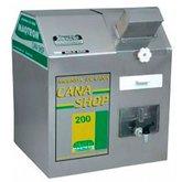 Moenda Cana Elétrica  com Rolo em Inox - Cana Shop 200 - MAQTRON-05-045-0030