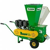 Triturador de Resíduos Orgânicos com Motor a Gasolina 13,5HP BIO-300 - TRAPP-2932691