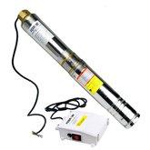 Bomba D Água Submersa para Poço 3 Pol. 1CV 70 Metros  - FERRARI-3SPFM-2/12