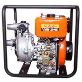 Motobomba de AIta Pressão 2 Pol. Diesel 4T 7HP Vazão 30000L/h - VULCAN-VMB20HD