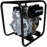 Motobomba a Diesel 2 x 2 Pol. Auto Escorvante 5HP - HYUNDAI-DHY50L