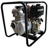 Motobomba a Diesel 3 x 3 Pol. Auto Escorvante 7HP - HYUNDAI-DHY80L