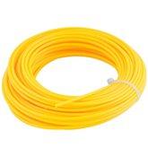Fio de Nylon Amarelo Redondo 1,8 mm x 15 Metros para Roçadeiras  - VONDER-3373180015