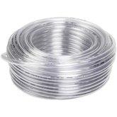 Rolo de Mangueira PVC Cristal 1/2 Pol. x 1mm 50 Metros - PLASTIC MANGUEIRAS-CG10C5