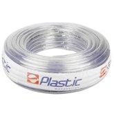 Mangueira Cristal de PVC 3/4 Pol. x 2,0 mm 50 Metros - PLASTIC MANGUEIRAS-CI20C5