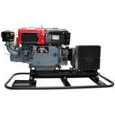 Motor a Diesel Refrigerado a Água com Radiador 903CC 16.5HP - TOYAMA-TDW18DRE2