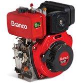 Motor à Diesel 10CV Partida Manual BD-10.0 G2 - BRANCO-90311906