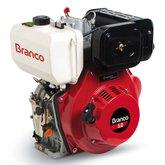 Motor à Diesel 211CC Partida Manual BD-5.0 - BRANCO-90311700