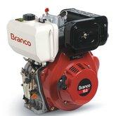 Motor à Diesel 296CC Partida Manual BD-7.0 - BRANCO-90311800