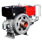 Motor a Diesel Refrigerado a Água 1194CC 22HP com Radiador e Partida Elétrica - TOYAMA-TDW22DRE