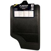 Jogo de Tapetes de PVC Tamanho 1 para Automóveis - PLASITAP-0386