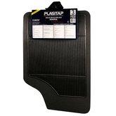 Jogo de Tapetes de PVC Tamanho 3 para Automóveis - PLASITAP-0388