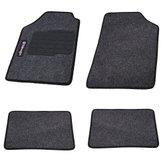 Jogo de Tapetes Carpete Volkswagen Universal Grafite com 4 Peças - ORIGINAL TAPETES-19016